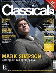 Classical Music issue April 2016