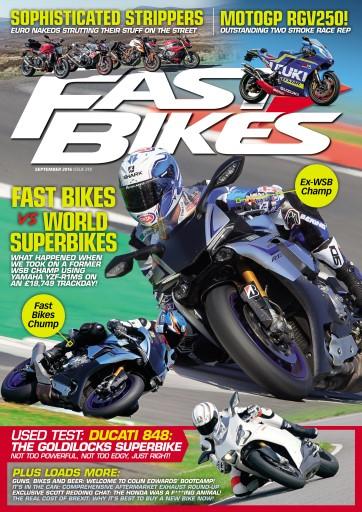 Fast Bikes issue 318 September 2016