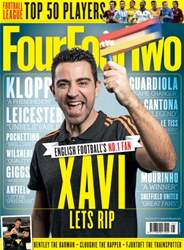 Four Four Two issue May 2016