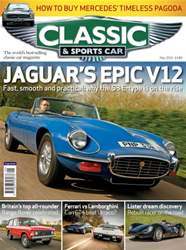 Classic & Sports Car issue May 2016