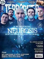 Terrorizer Magazine issue Terrorizer 269