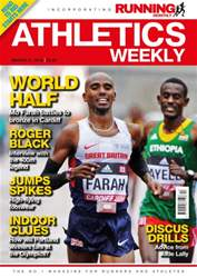 Athletics Weekly issue 31/03/2016