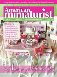 American Miniaturist issue Issue 157