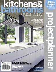 Kitchens & Bathrooms Quarterly issue Issue#23.1 Feb 2016