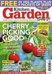 Kitchen Garden Magazine issue July 2016