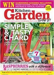 Kitchen Garden Magazine issue August 2016