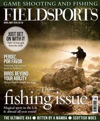 Fieldsports issue Fieldsports April/May 2016