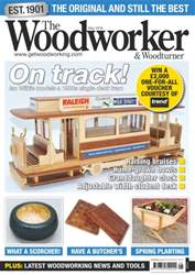 The Woodworker Magazine issue May 2016