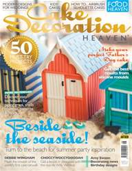 Cake Decoration Heaven issue Summer 2106
