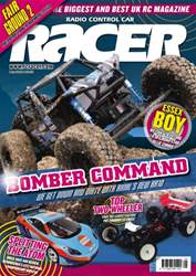 Radio Control Car Racer issue May 16