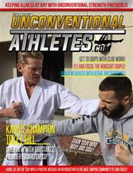 Unconventional Athletes Magazine issue Issue 5 Volume 1