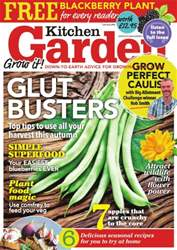 Kitchen Garden Magazine issue September 2016
