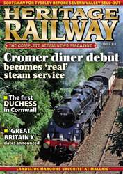 Heritage Railway issue 219