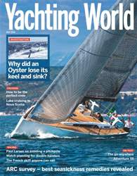 Yachting World issue May 2016