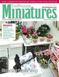 Dollhouse Miniatures issue Issue 51
