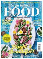 Great British Food issue May-16