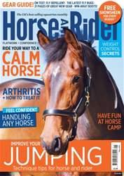 Horse&Rider Magazine - UK equestrian magazine for Horse and Rider issue   Horse&Rider Magazine – May 2016