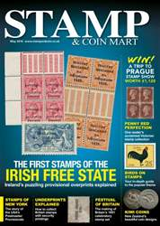 Stamp & Coin Mart issue May 2016