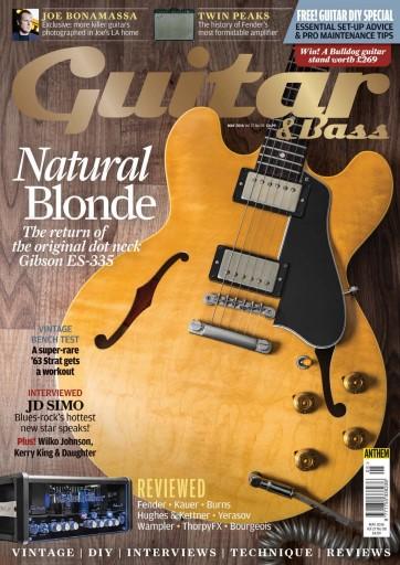 Guitar & Bass Magazine Preview