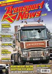 Transport News issue May 2016
