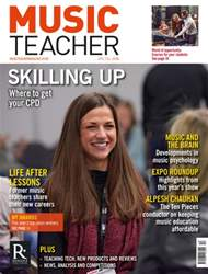 Music Teacher issue April 2016