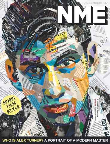 NME issue 1st April 2016