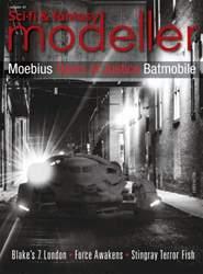 Sci-Fi and Fantasy Modeller issue Volume 41