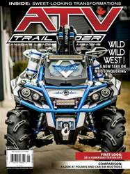 ATV Trail Rider issue May June 2016