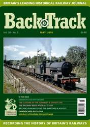 Backtrack issue May 2016