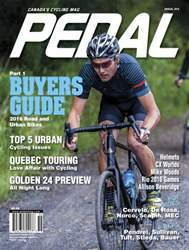 Pedal Magazine issue Annual 2016