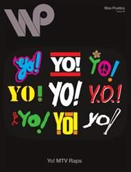 Wax Poetics issue Issue 64 (Yo! MTV Raps b/w The Internet)