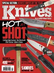 Knives Illustrated issue May/Jun 2016