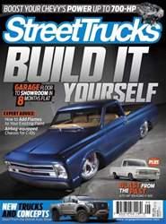 Street Trucks issue May 2016