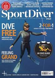 Sport Diver issue May 2016