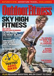 Outdoor Fitness issue No. 54 Sky High Fitness