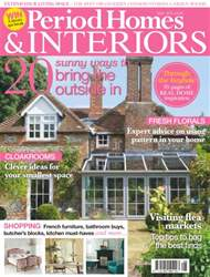 British Period Homes issue No. 71 20 Sunny ways to bring the outside in