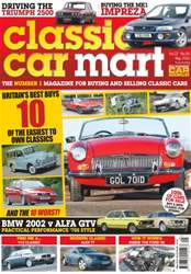 Classic Car Mart issue Vol. 22 No. 6 Britains Best Buys