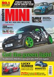 Modern Mini issue No. 78 Get The Green Light