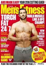 Men's Fitness issue June 2016