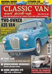 Classic Van & Pick-up issue Vol. 16 No. 7 Two-Owner A35 Van