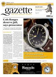 Antiques Trade Gazette issue 2236