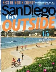 San Diego Magazine issue April 2016