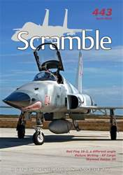 Scramble Magazine issue 443 - April 2016