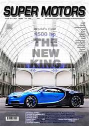 SuperMotors issue Issue 58