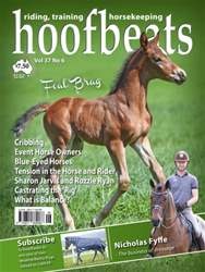 Hoofbeats issue Apr/May 2016