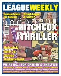 League Weekly issue 04/04/2016