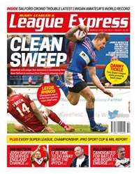 League Express issue 3013