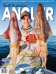 South Australian Angler (SA Angler) issue SA Angler April / May 2016