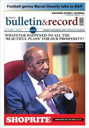 The Bulletin & Record issue April 2016