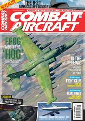 Combat Aircraft issue May 2016